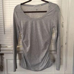 Athelta cotton shirt